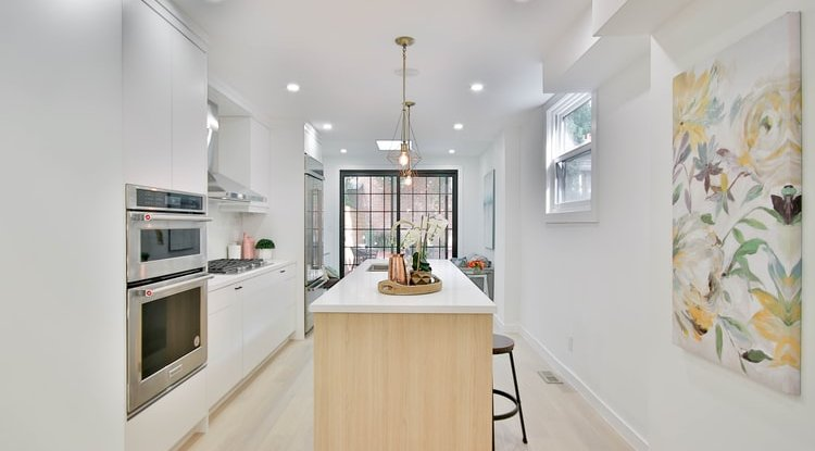 Gallery Kitchen Design