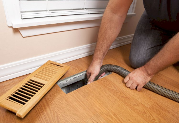 3 Services that Duct Cleaning Specialists Provide