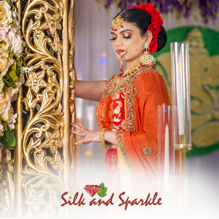 Perfect Indian Wedding Saree Looks for a Modern Bride