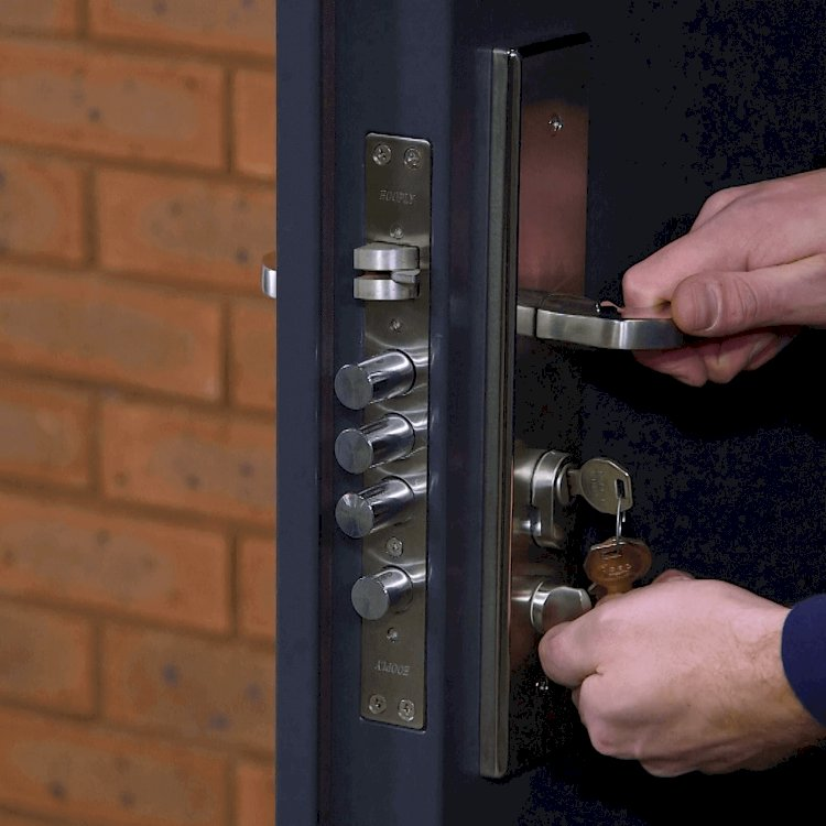 Why Is a Security Door in Adelaide Important for Your House?