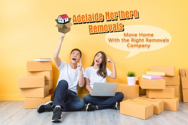Move Home With the Right Removals Company