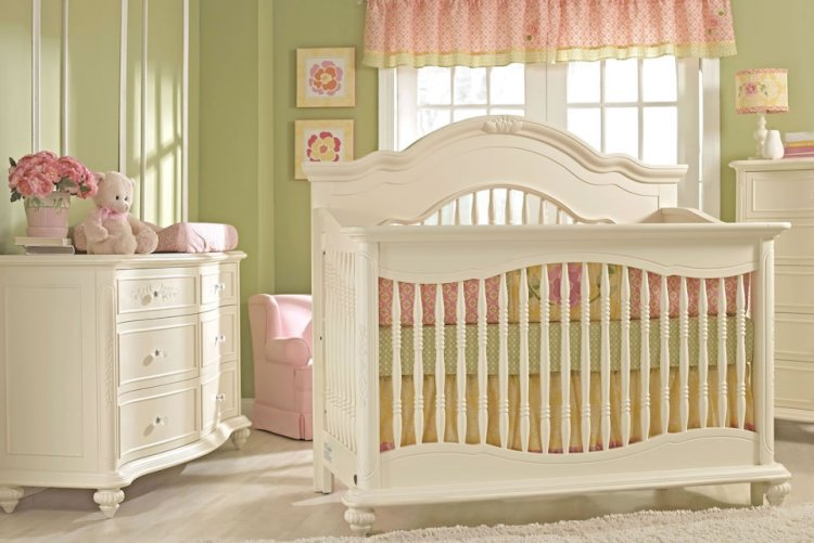 The concept of safety in baby furniture
