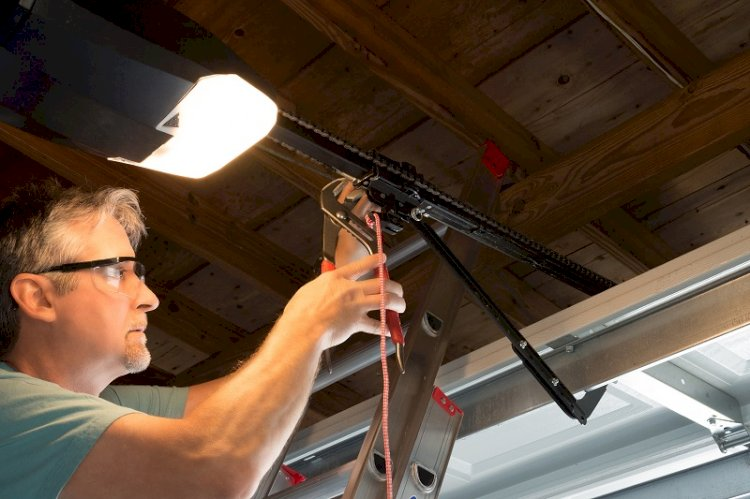 What Are The Advantages Of Automatic Garage Door Service?