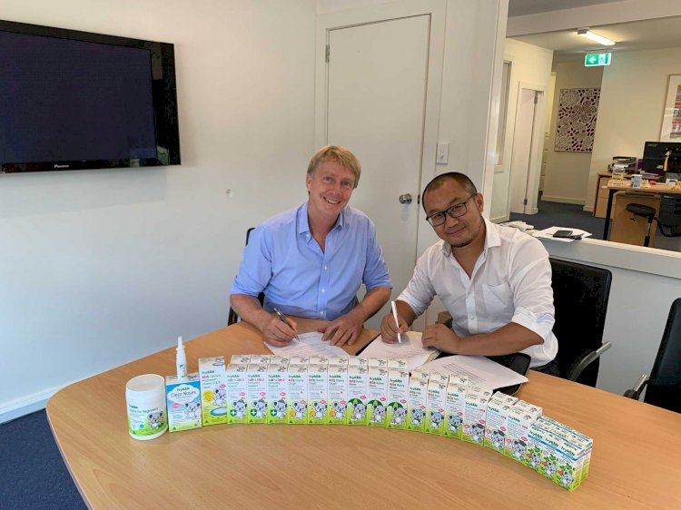 G&M Orient enters exclusive distribution deal with homeopathic pioneers Ivy Kids