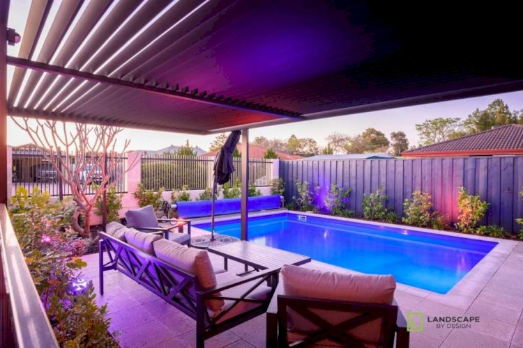 Why Great Perth Pool Landscaping is Crucial to the Look of Your Yard