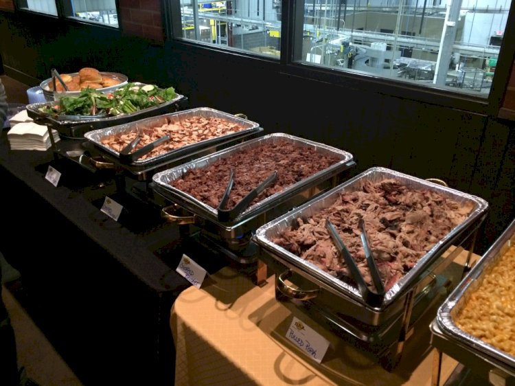 Common benefits you get with BBQ catering Enfield - Active Pages