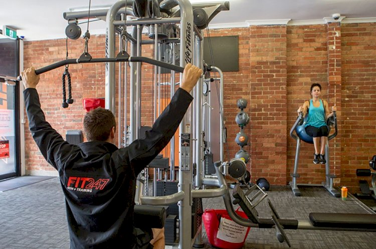 Why is FIT247 Gym the best Gym Fitness Centre?