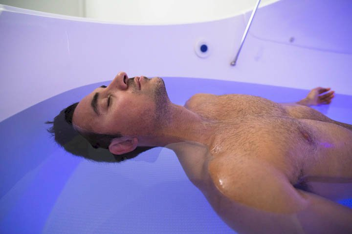 Floatation Thery for Athletes