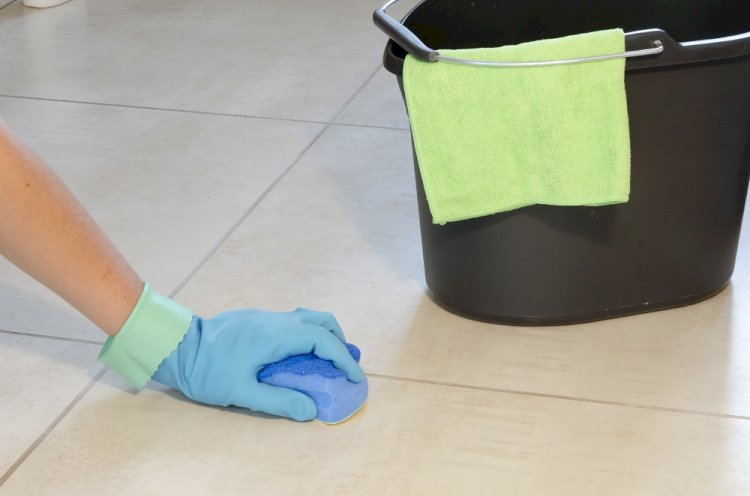 All You Need to Know About Cleaning Tiles And Grout