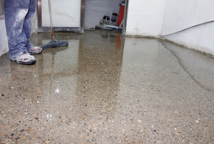 Top 5 Benefits Of Polished Concrete Flooring