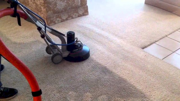 The Four Spots That Threaten Your Carpeting