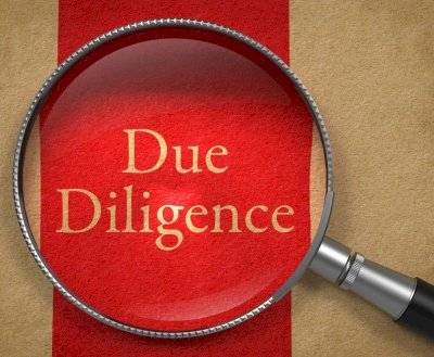 Doing Your Due Diligence