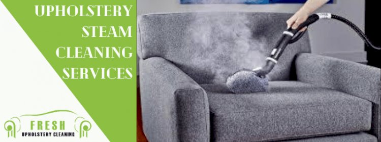 Why Steam Clean Your Upholstery?