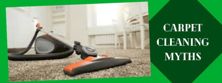 Busting The Most Common Carpet Cleaning Myths