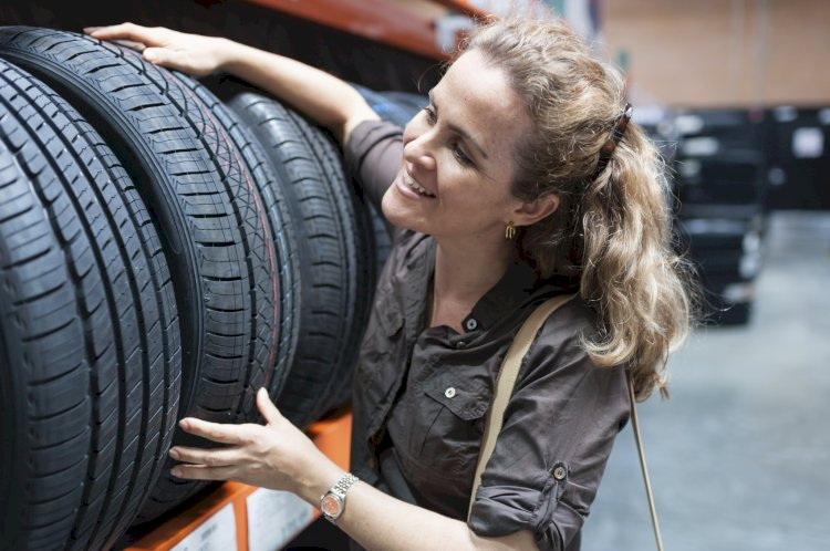 Buying New Tyres for Your Car - Getting It Right