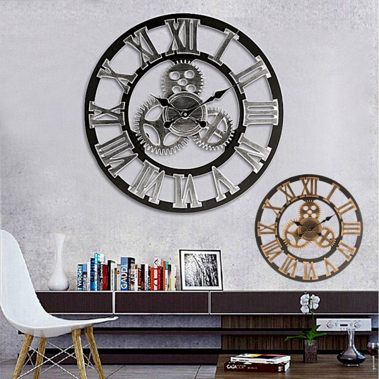 Buying A Wall Clocks Online In Australia - Battery Or Mechanical?