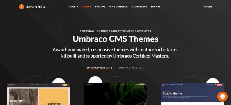Tips to create attractive websites using Umbraco themes.