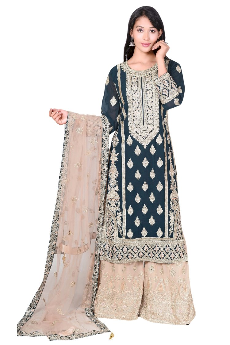 Where is the best place for Ladies Ethnic Wear Manufacturers in Delhi, India?