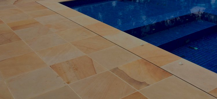 Know The Most Appropriate Way to Install Sandstone Pavers