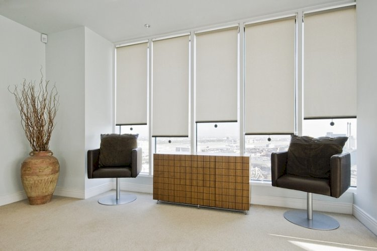 The Benefits of Window Roller Blinds