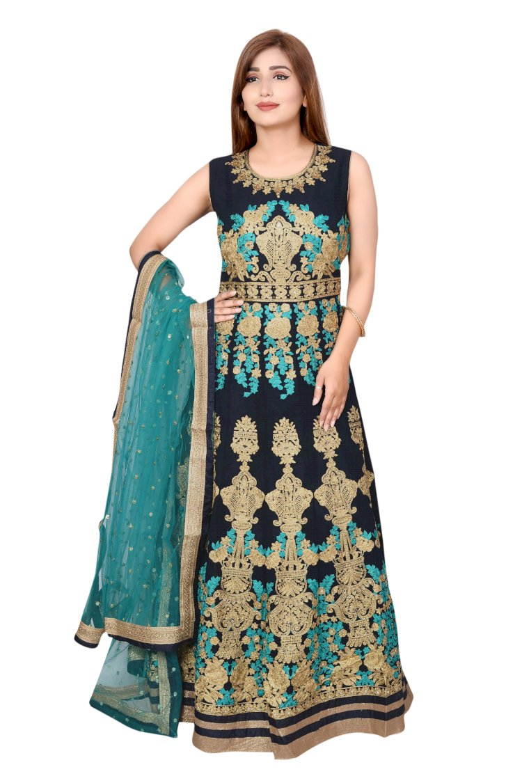 Celebrate Your New Year In Style With Designer Gown