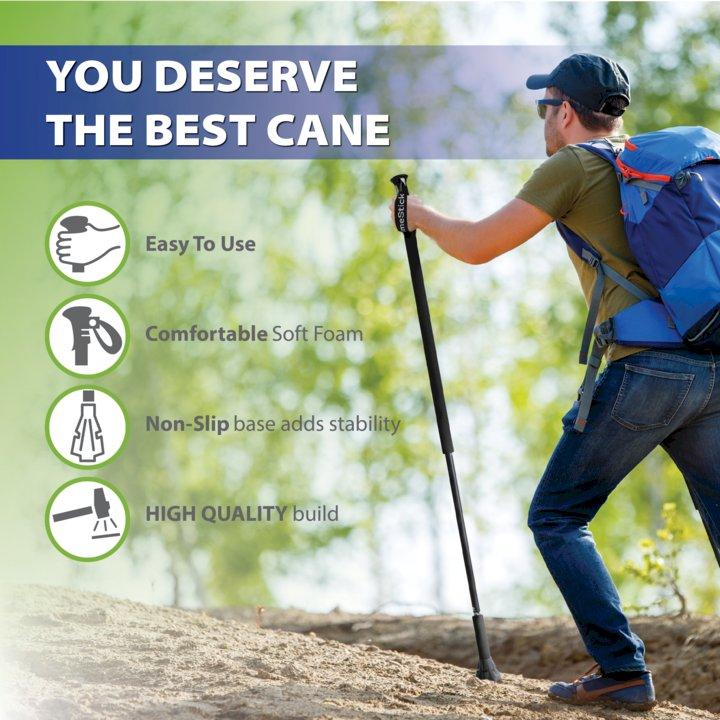 Shaping Walking Cane